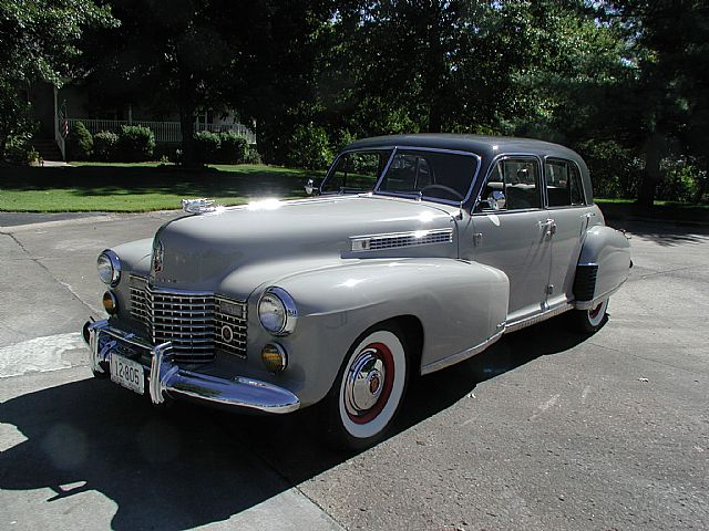 1941 Cadillac 60 for sale