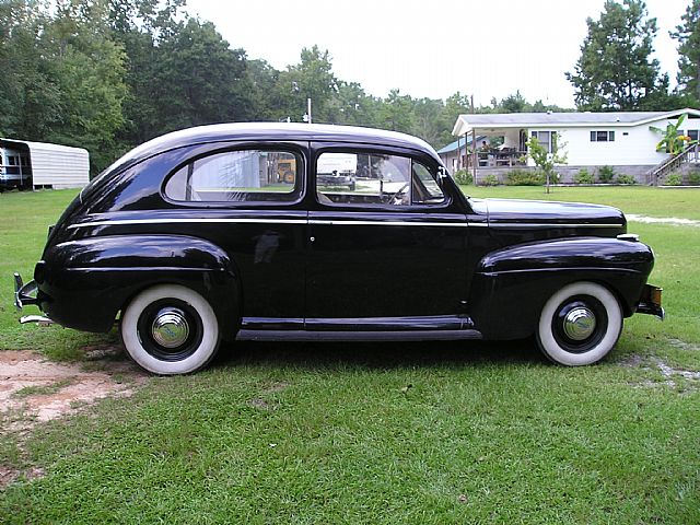 1941 Ford Tudor for sale