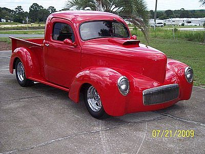 1941 Willys Truck for sale