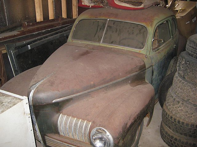 1941 Nash 600 for sale
