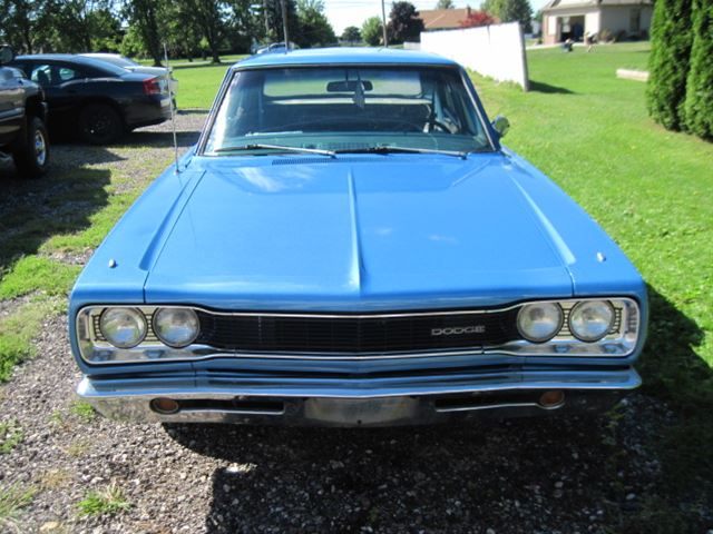 1969 Dodge Coronet For Sale Monore, Michigan