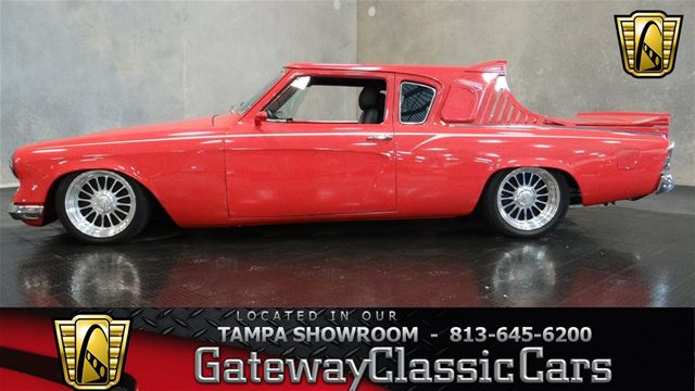 1955 Studebaker Coupe