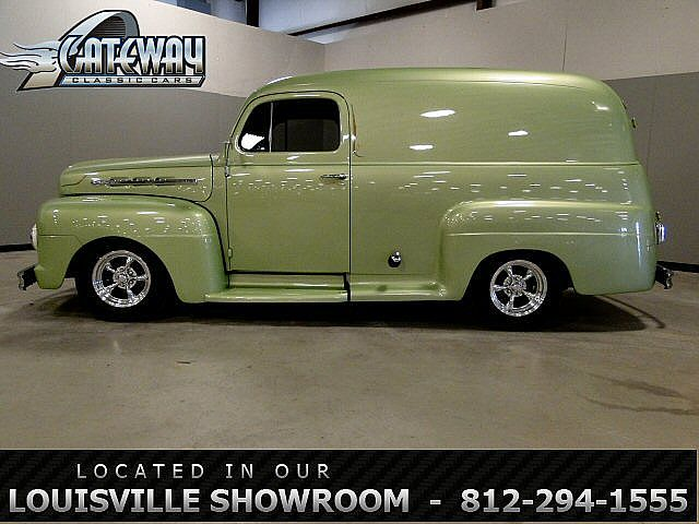 1951 Ford Panel Truck for sale
