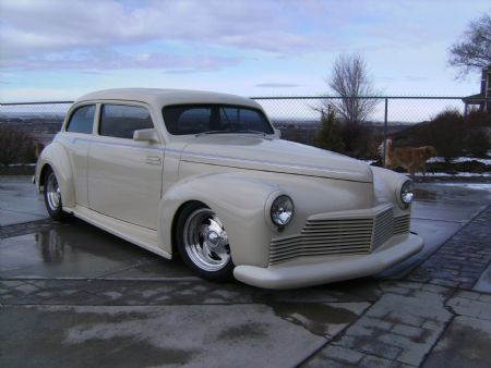 1942 Studebaker Champion for sale