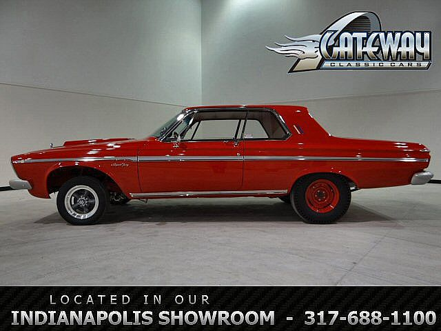 1963 Plymouth Sport Fury for sale