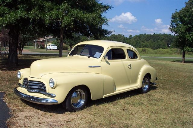 1946 Chevrolet Fleetmaster for sale
