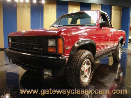 1987 Dodge Dakota for sale