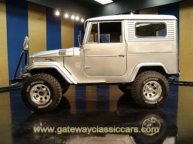 1963 Toyota Land Cruiser for sale