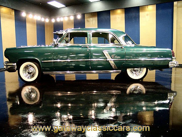 1953 Lincoln Capri for sale