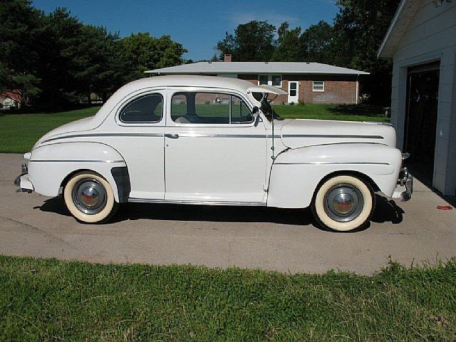 1946 Ford Super Deluxe for sale