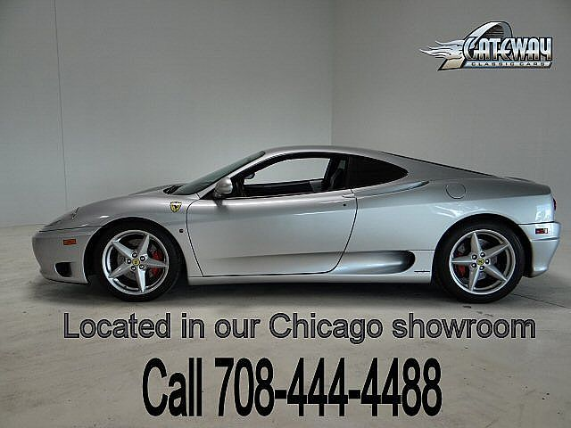 2000 Ferrari 360 Modena for sale