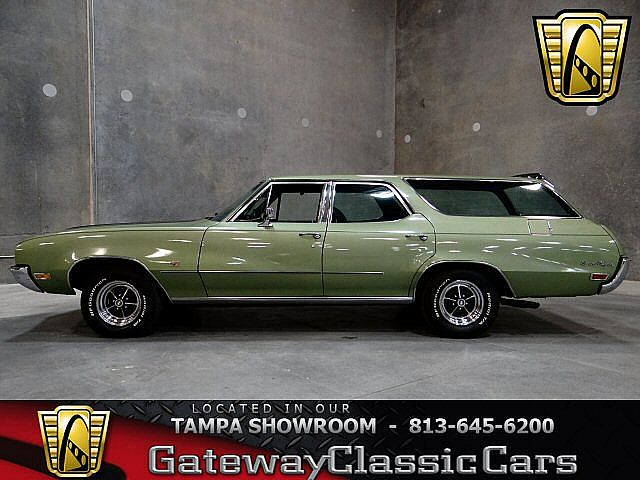 1971 Buick Sports Wagon for sale