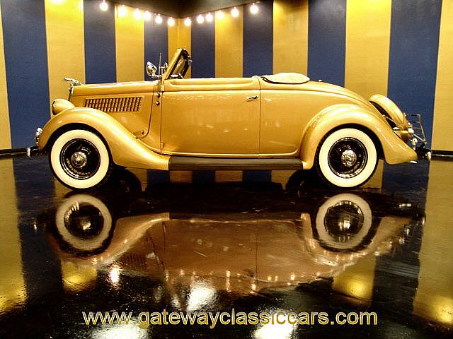1935 Ford Roadster for sale