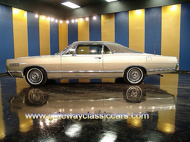 1967 Mercury Marquis for sale