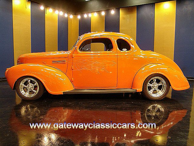 1939 Plymouth Coupe for sale