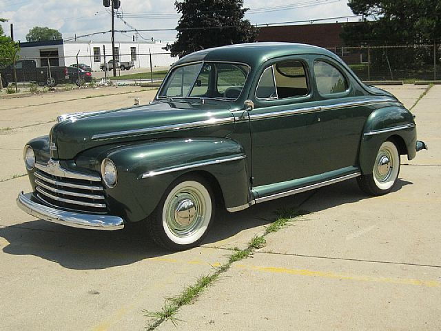 1947 Ford Business Coupe for sale