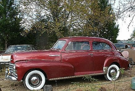 1947 Chevrolet 2 Door for sale
