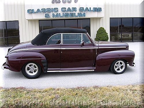 1948 Ford Deluxe for sale