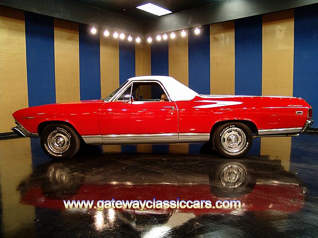 1969 Chevrolet El Camino for sale