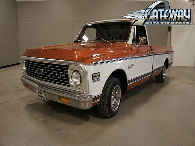 1972 Chevrolet Super Cheyenne for sale