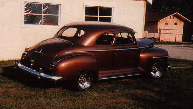 1948 Dodge Coupe Super Deluxe For Sale Dryden, Ontario