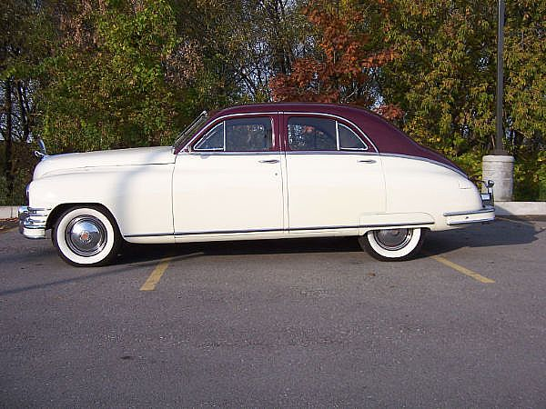 1948 Packard Deluxe for sale