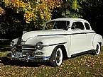 1948 Plymouth Special