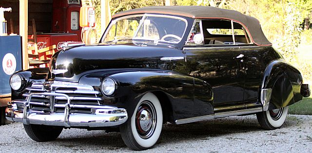1948 Chevrolet Convertible for sale