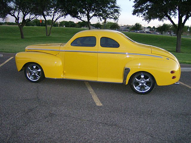 1948 Ford Business Coupe for sale