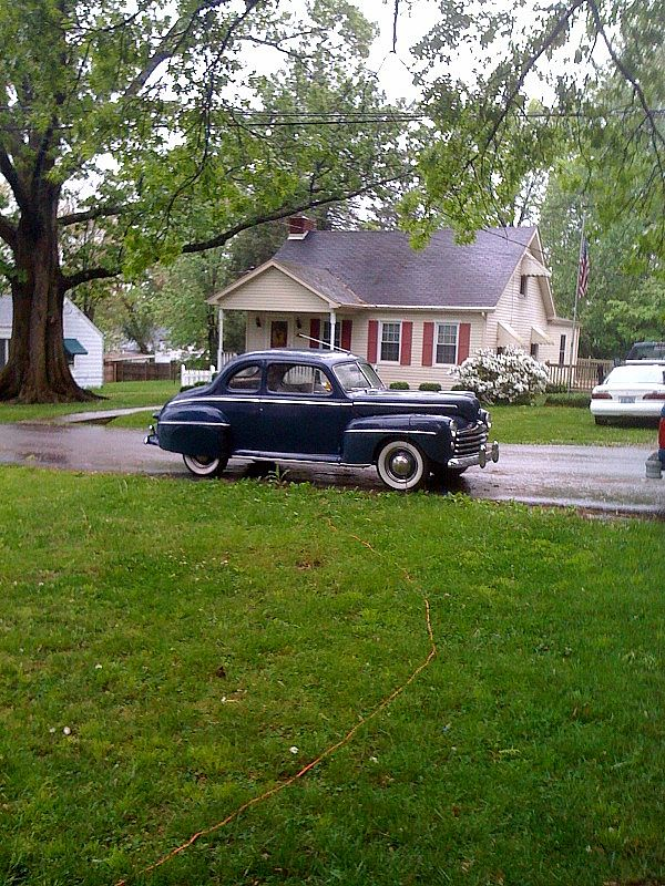 1948 Ford Coupe for sale