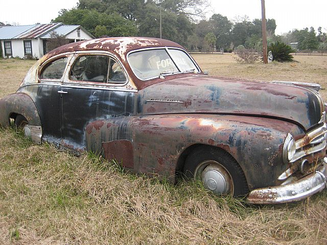 1947 Pontiac Silver Streak for sale