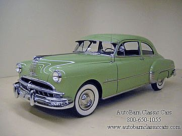 1949 Pontiac Silver Streak for sale