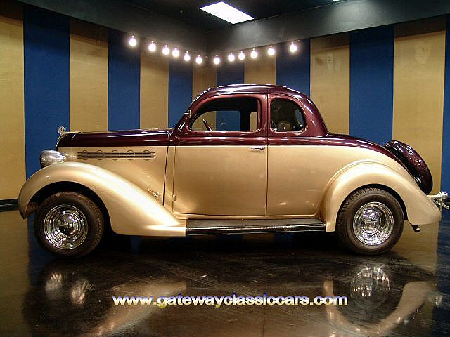 1935 Plymouth 5 Window Coupe for sale