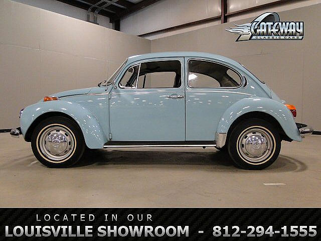 1973 Volkswagen Beetle for sale