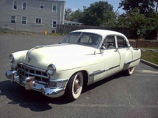 1949 Cadillac Series 62 for sale