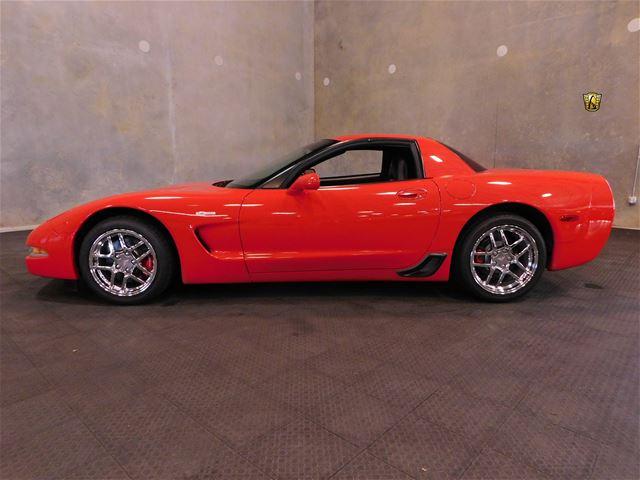 2002 chevrolet corvette z06 for sale ruskin florida. Black Bedroom Furniture Sets. Home Design Ideas