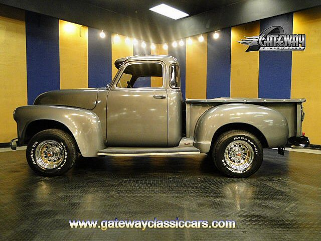 1948 Chevrolet 5 Window Pickup 4x4 for Sale