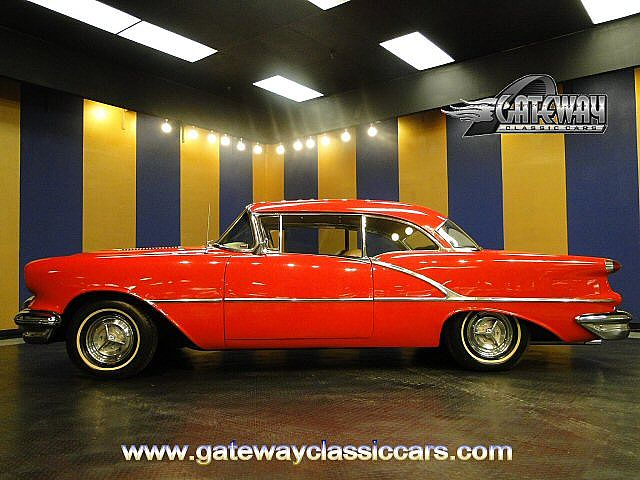 1956 Oldsmobile Holiday 88 for sale