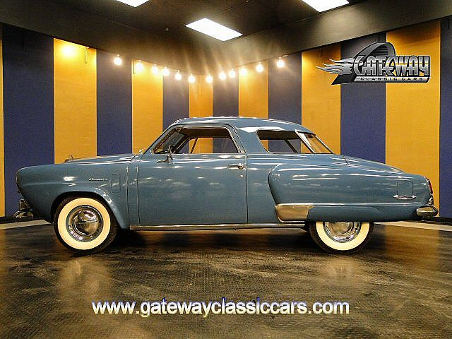 1950 Studebaker Starlight for sale
