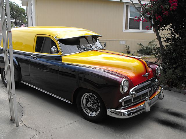 1949 Chevrolet Sedan Delivery for sale