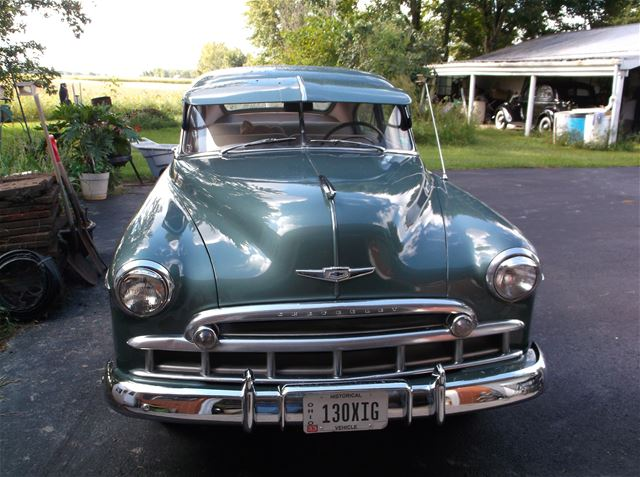 1949 Chevrolet Fleetside For Sale Mt  Victory, Ohio