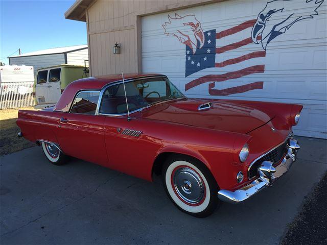 1955 ford thunderbird for sale kingman arizona. Black Bedroom Furniture Sets. Home Design Ideas