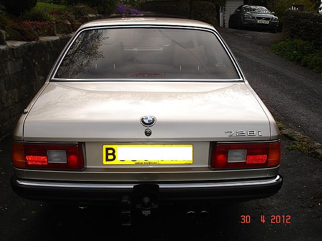 1985 BMW 728i for sale