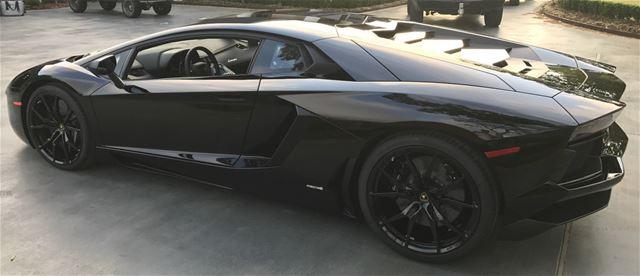 2017 Lamborghini Aventador Lp700 4 For Sale Carencro Louisiana