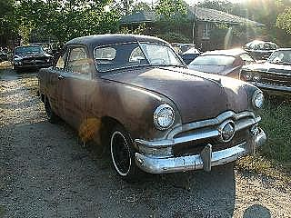 1950 ford coupe for sale iva south carolina. Black Bedroom Furniture Sets. Home Design Ideas
