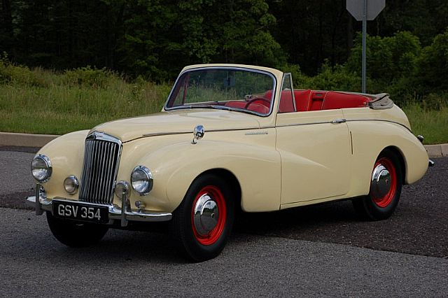 1950  Sunbeam Talbot for sale