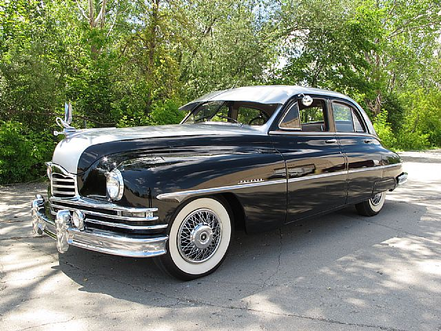 1950 Packard Straight 8 for sale
