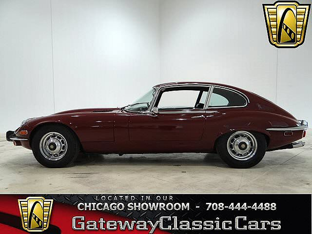 1973 Jaguar XKE for sale