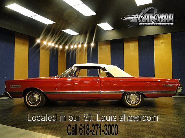 1966 Mercury Parklane for sale