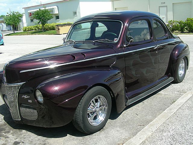 1941 ford custom coupe for sale iowa. Black Bedroom Furniture Sets. Home Design Ideas